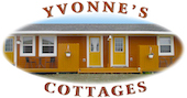Yvonne's Cottages and Boat Tours Logo